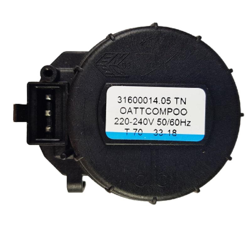 6ATTCOMP00 Привод для трехходового клапана 10 MM