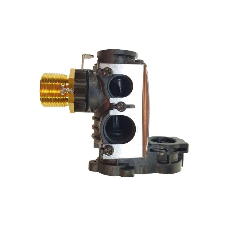 6CORPVAL05  3-ходовой клапан с пластиковым корпусом в сборе