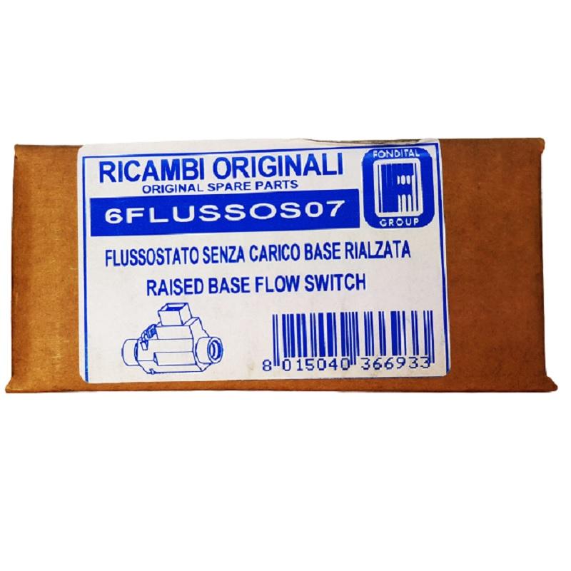 6FLUSSOS07 Реле протока горясей воды без патрубка подпитки