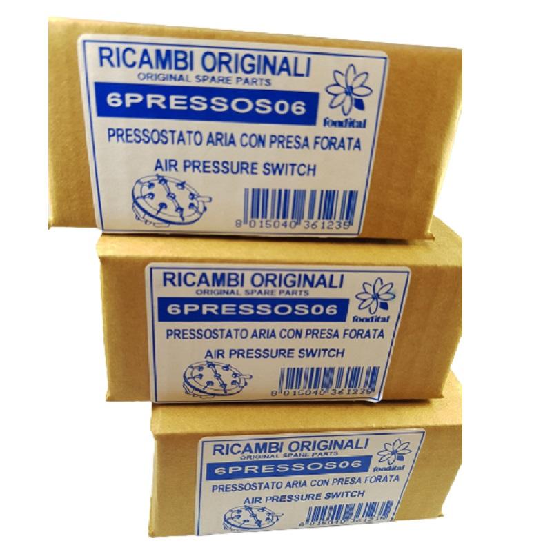 6PRESSOS06 Реле давления дымовых газов
