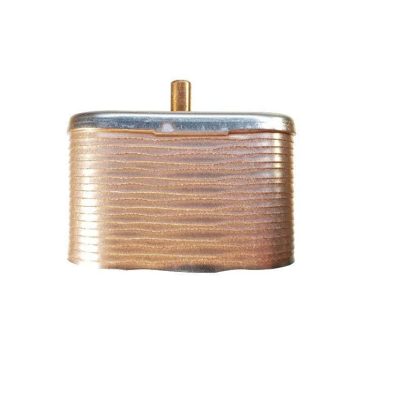 6SCAMPIA02 18-ти пластинчатый теплообменник