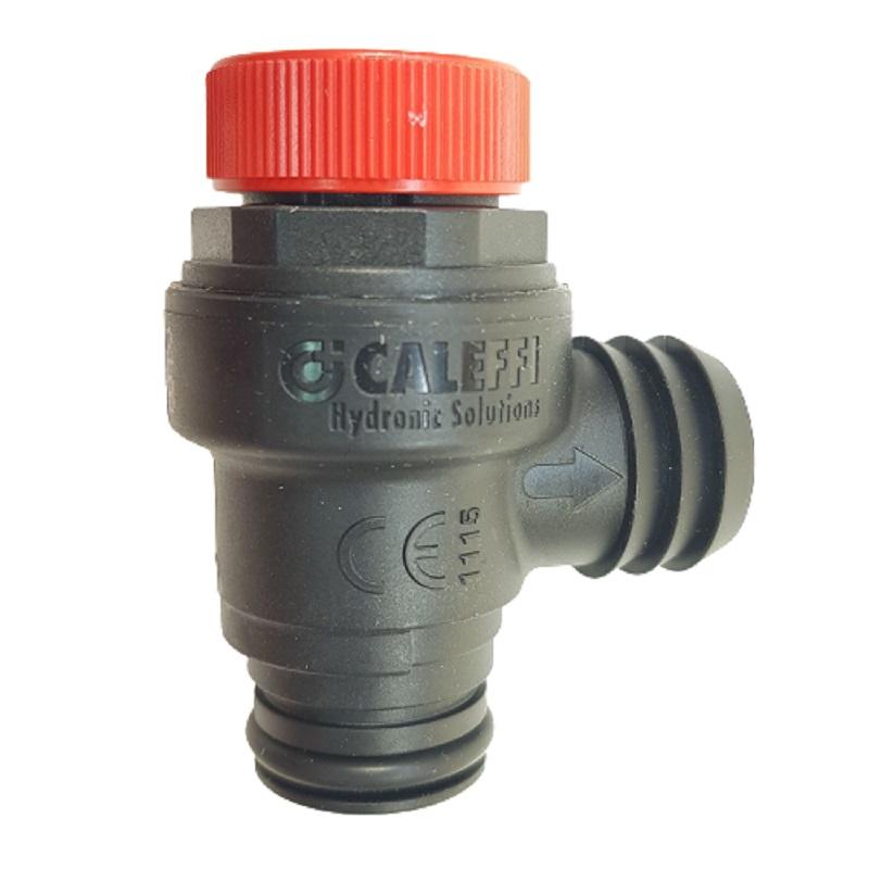 6VALSIBA16 Клапан безопастности 3 бар из пластика