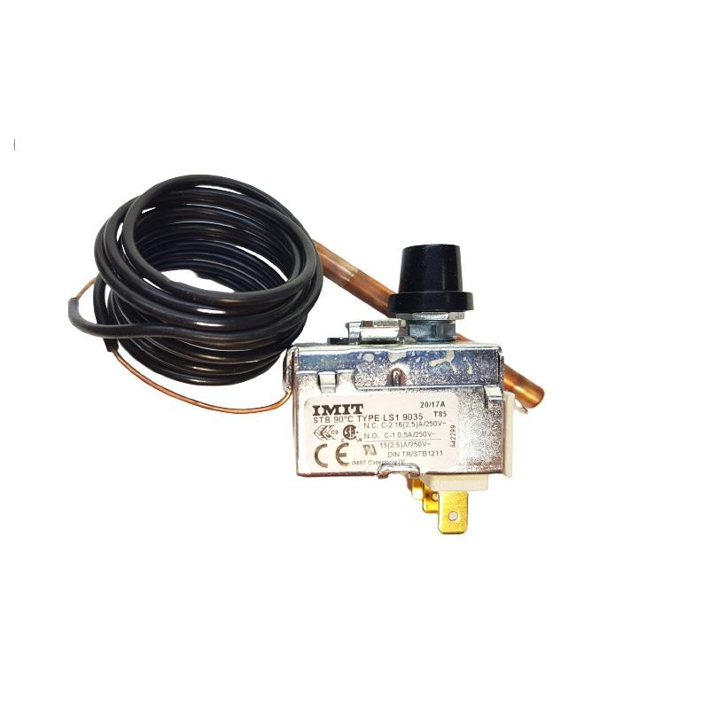 6WTERFUM00 Термостат дымовых газо LS1 90°C