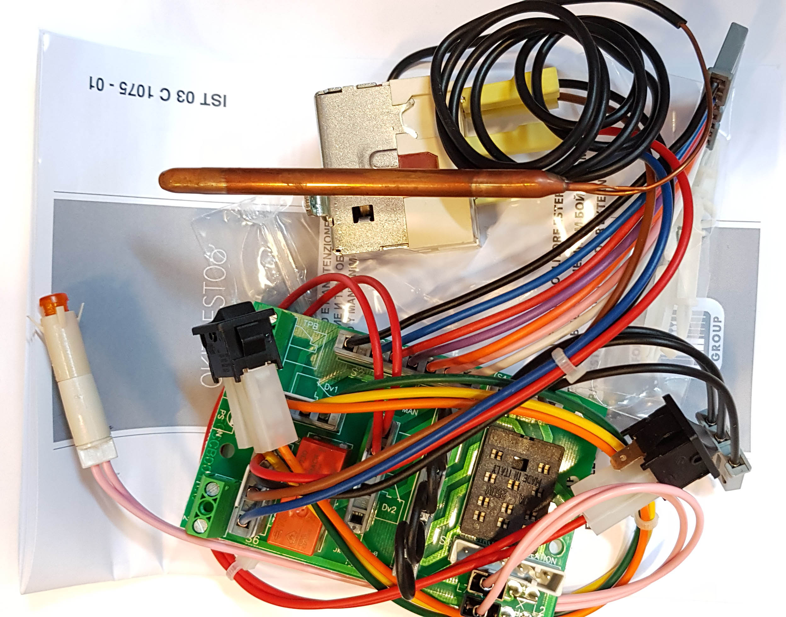 0KITBEST06 Комплект для подключения бойлера