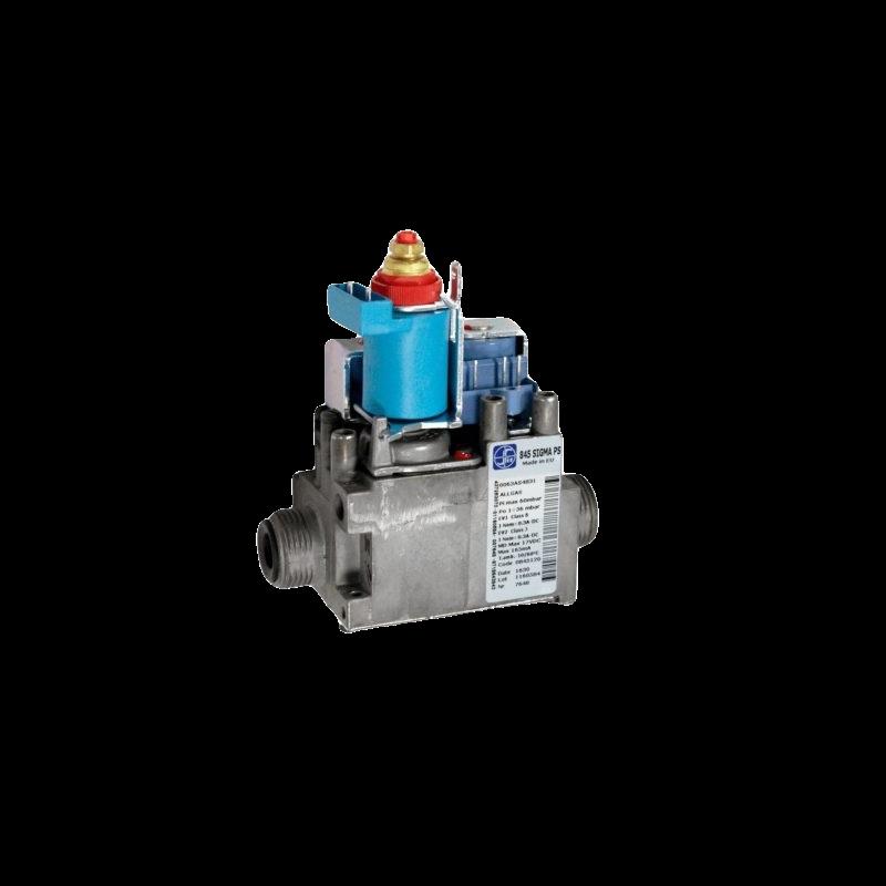 8737602856 Газовый клапан U072_WBN6000_GAZ 2500F (Стар.87186439430)