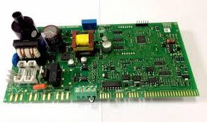 87186477330 Плата управления WBN6000 желтая подсветка (аналог 87186496770)