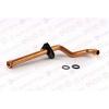 65115763 Трубка подачи теплоносителя (медь)