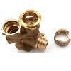 U0020132682 3-х ходовой клапан без привода АНАЛОГ VAILLANT ATMOTEC, TURBOTEC PRO/PLUS - 178978B
